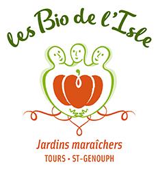 Les bio de L'Isle : Jardins Maraîcher, vente à la ferme, Tours, St-Genouph